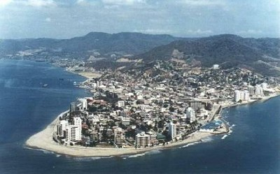 Immagine aerea di Bahia