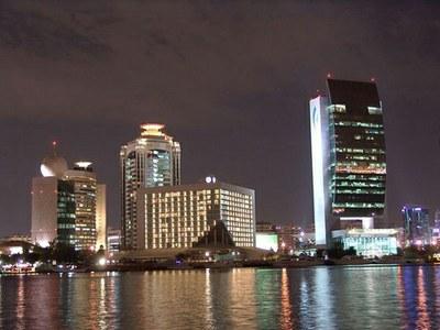 L'imponente skyline di Guayaquil